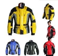 Мотоцикл духан D-023 для мужчин, Оксфорд мотокросс езда защиты мото долго ветровка chaqueta теплый хлопок подкладка