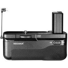Neewer Вертикальная Ручка-Держатель Аккумуляторов с Кнопки Спуска затвора для Sony A6300 Камеры, совместимость с 1 или 2 NP-FW50 Аккумулятор