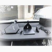 Car 10W Fast Wireless Charger Phone Holder for Citroen C4 C5 C3 Picasso Xsara Berlingo Saxo C2 C1 C4L DS3 Xantia DS4 C8 C Elys