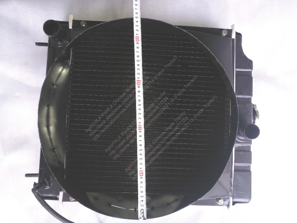 цена на Foton Lovol TB50 series tractor parts, the radiator, part number: TB500.13.2