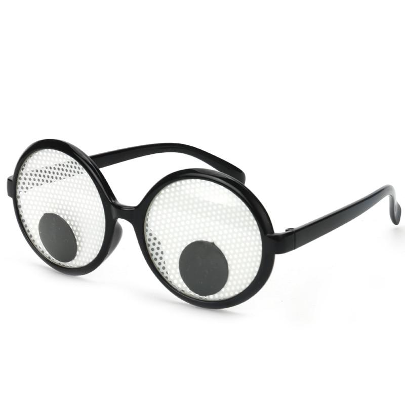 Roliga Googly Eyes Goggles Shaking Eyes Party Glasögon och Leksaker - Semester och fester - Foto 4