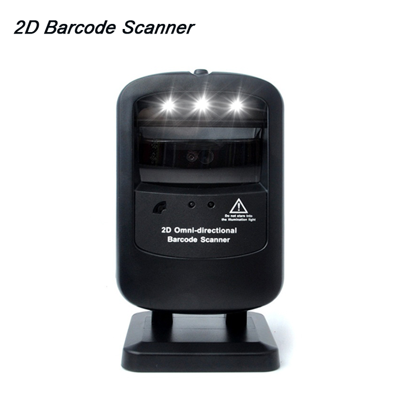 US $76 36 17% OFF|IOBC030 Best presentation scanner 1D/2D Omnidirectional  Barcode Scanner reader platform QR Omnidirectional barcode Free shipping-in