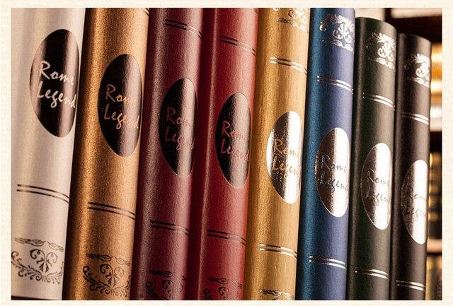 Studio di simulazione falso scatola libro stampo romano europea