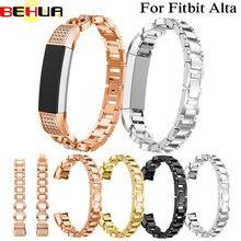 Fitbit-Correa de reloj para Fitbit Alta HR, accesorio de pulsera para reloj inteligente