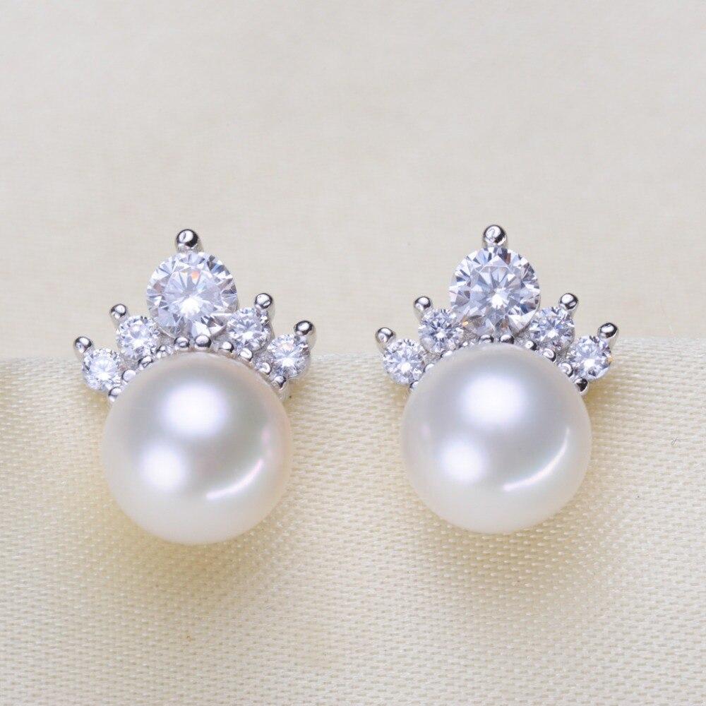 Trendy Pearl Earrings Mountings