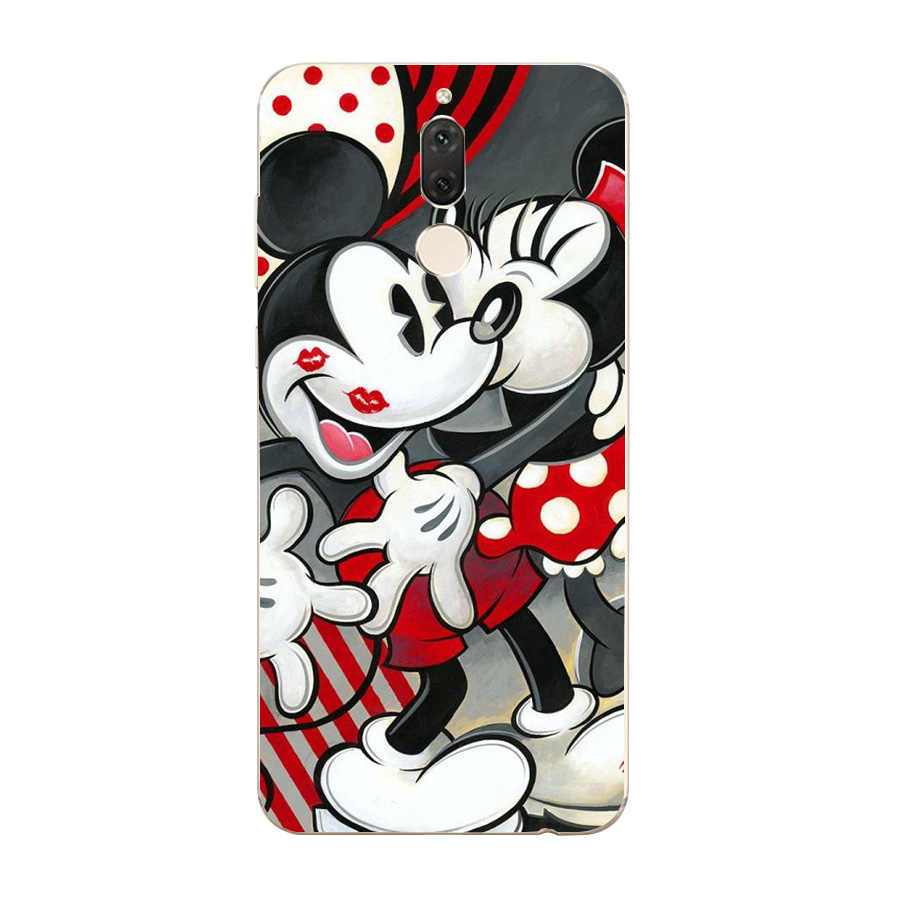 """Silicone Case For Huawei Mate 10 Lite 5.9""""Soft TPU Phone Capa For Huawei P30Pro Mate 20 P30 P10 P20 Lite Pro P Smart 2019 Covers"""