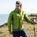 2016 Big Size 3XL Size Gray Green Army Fashion  Full Sleeve Fashion Male Jacket Men