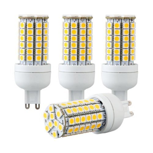 10 pcs 12W G9 LED Corn Lights 69SMD 5050 1200lm Corn Bulb spotlight led corn led Lamp Bulb 360 degrees AC 220 Energy Saving