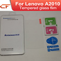 Lenovo A2010 Tempered Glass 100% New High Quality Screen Protector Film for Lenovo A2010 Smartphone Free Shipping