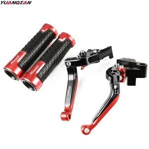 Image 5 - Motorcycle Adjustable Foldable Extending Brake Clutch Lever Handle Grips For BMW K1200S K 1200 S K1200 S 2004 2005 2006 2008