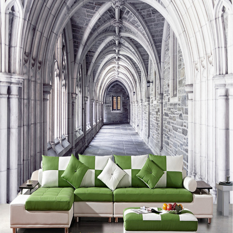 custom 3d modern photo wallpaper fashion large 3d stereoscopic wall mural bedroom living room church corridor wallpaper mural ivy large rock wall mural wall painting living room bedroom 3d wallpaper tv backdrop stereoscopic 3d wallpaper