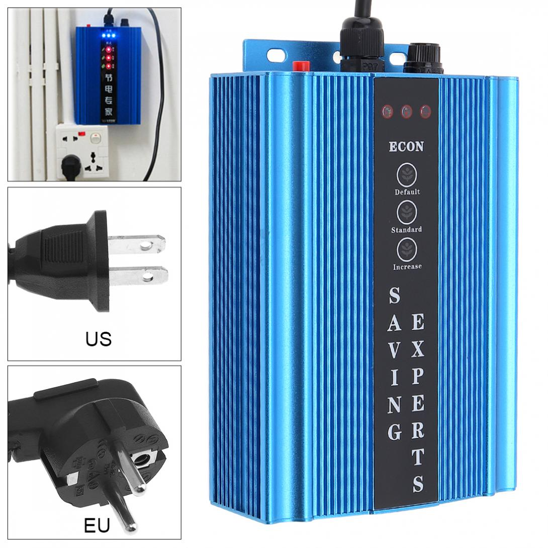 68KW 90-250 В интеллектуальные блок экономии электроэнергии Офис устройства энергосбережения электроэнергию убийца до 35% с светодио дный индик...