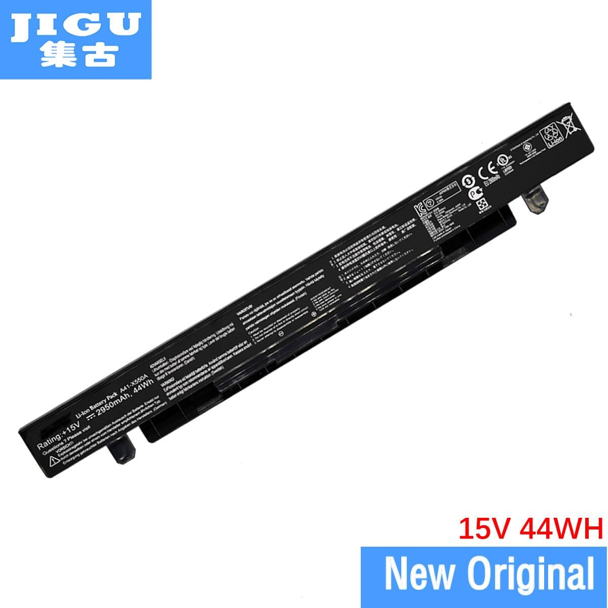 JIGU Original laptop Battery For Asus F552C F552CL F552E F552EA F552EP F552V F552VL FX50J FX50JK FX50JK4200 FX50JK4710