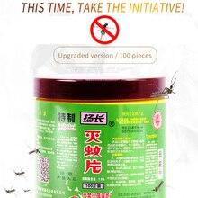 1 баррель москитная убийца Москитная таблетка Москитная репеллент Бытовая аптека дымовая защита от комаров