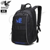 Motorcycle Backpack Waterproof TeryleneMotorbike Saddle Bag Single Shoulder Bag Motocross Riding Bags Outdoor Sport Backpack