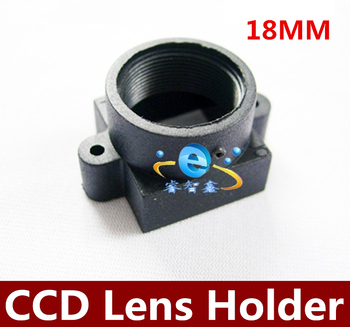Wholesale 500PCS  M12 CCD lens holder plastic interface lens 18mm pitch mounting board lens base 027
