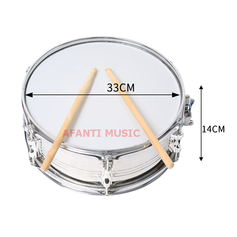 13 inch  Afanti Music Snare Drum (SNA-117-13) 13 inch double tone afanti music snare drum sna 109 13