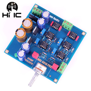 Image 1 - Reference MBL6010D Pre amplifier Preamplifier Board NE5534 Diy Kits/Finished Product