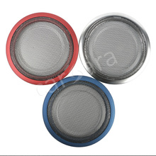 3 colore facoltativo Speaker trim copertura per BMW serie 3 F30 F35 4 serie tutti gli anni