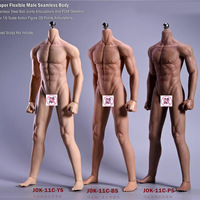 Phicen 1/6 Scale Super Flexible male Seamless Body Stainless Steel Skeleton Suitable for 12'' Action Figure Model Toy
