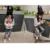 2-8Yrs niños pantalones vaqueros de las muchachas del bebé del resorte ratón de dibujos animados chica Jeans pantalones moda vaqueros niños que arropan los bebés de los niños