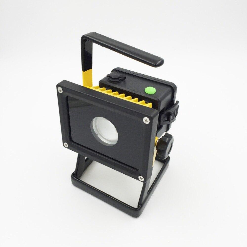Éclairage imperméable économiseur d'énergie de Protection de l'environnement de lampe de pelouse fonctionnante de LED haute puissance