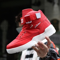 Men Women Summer Autumn High Top Couple's Professional Basketball Shoes Male Sports Sneakers Mens Chaussure Pour Homme