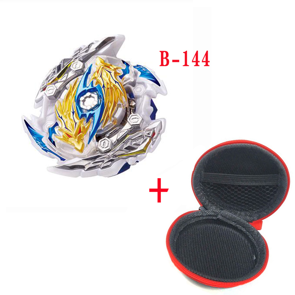 New <font><b>Beyblade</b></font> <font><b>Burst</b></font> Toys <font><b>B</b></font>-144 <font><b>B</b></font>-139 <font><b>B</b></font> -<font><b>133</b></font> <font><b>B</b></font>-131 Without Launcher With Opp Bag Bables Metal Fusion Spinning Top Blade Blades image