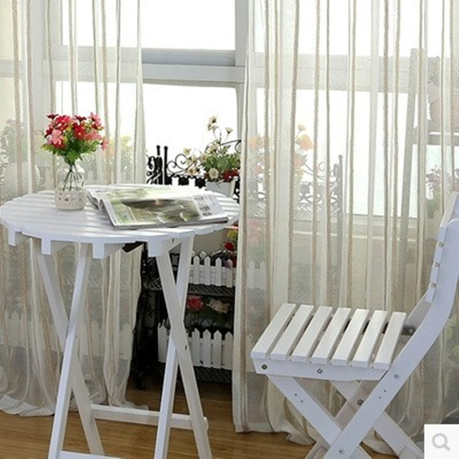Popular Striped Sheer Curtains-Buy Cheap Striped Sheer Curtains ...