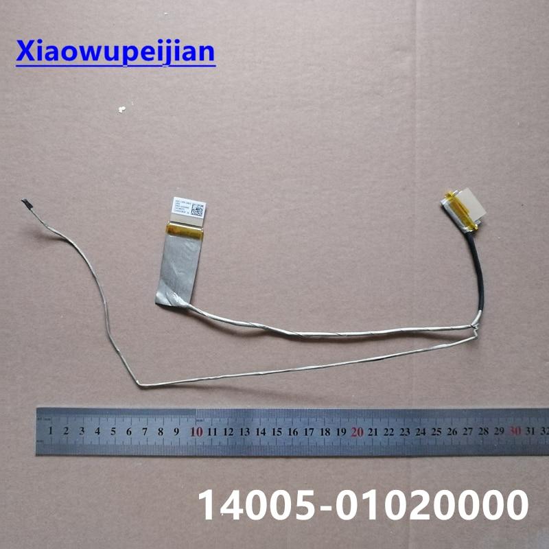 New laptop lcd cable for ASUS X451 X451C X451CA X451E F451M F451MAV 14005-01020000 lvds video Flex