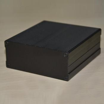 Aluminum Box alloy instrument shell electronics enclosure box DIY 97X40X100mm NEW wholesale price