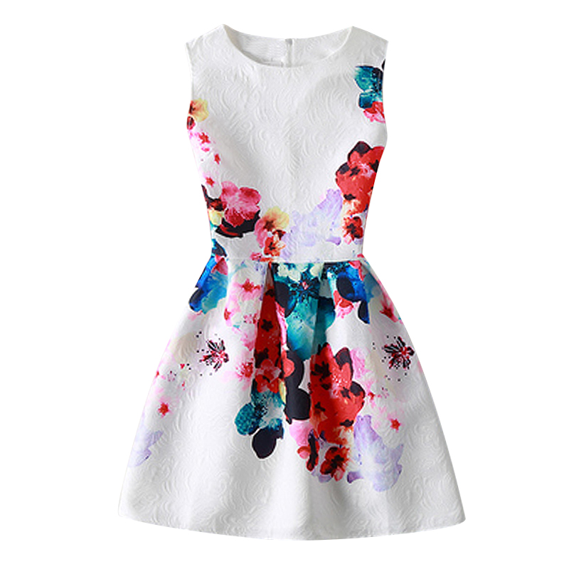Brand Teen Girls Clothes Kids Girls 12 Years Floral ...