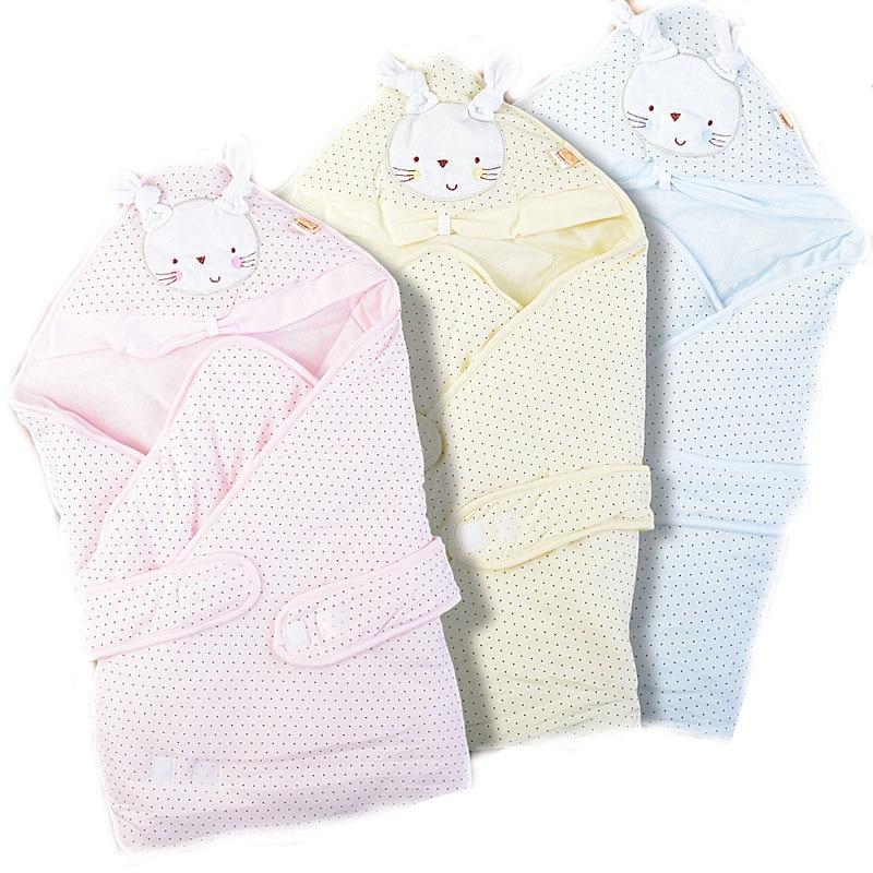 Baby Cartoon Receiving Blankets Winter Spring Thickening Swaddling Newborn Blanket 2016 hot children s baby cartoon baby blanket kitty baby blankets newborn baby boy blanket 1048