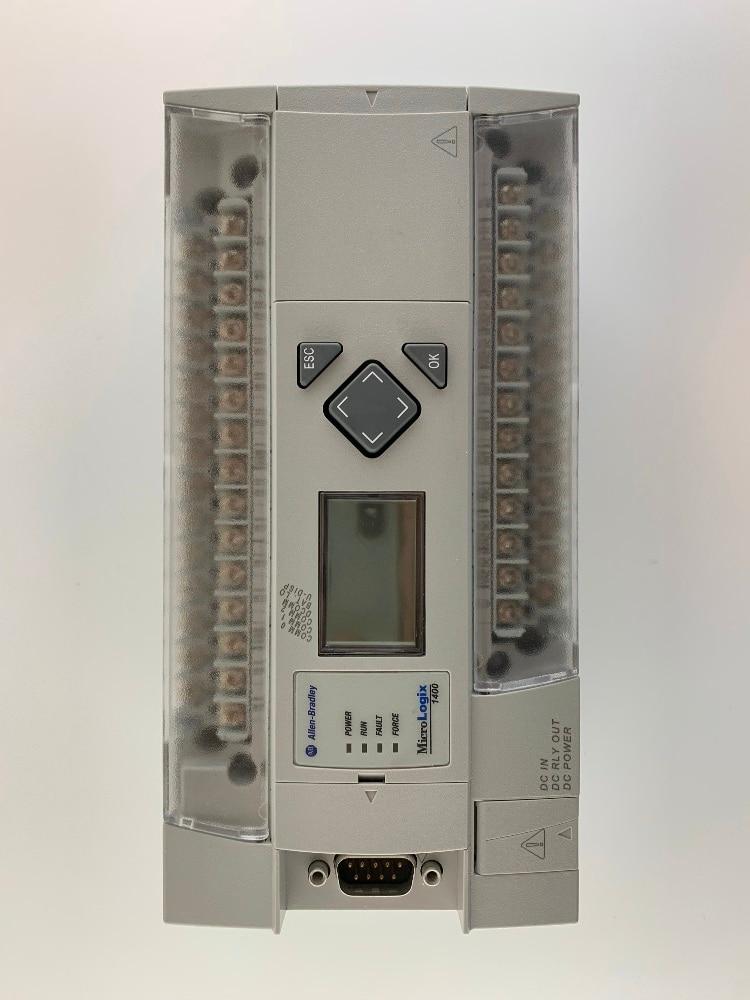 Used 1766 L32BXB 1766L32BXB Allen Bradley MicroLogix 1400 PLC 1766 L32BXB Fast Shipping