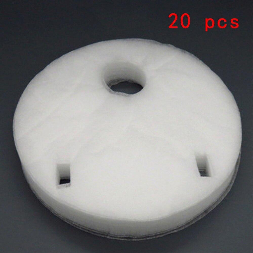 20 шт. 23 см Вакуумный робот-пылесос Smart автоматическое пыли очистки всасывания бумага для швабры