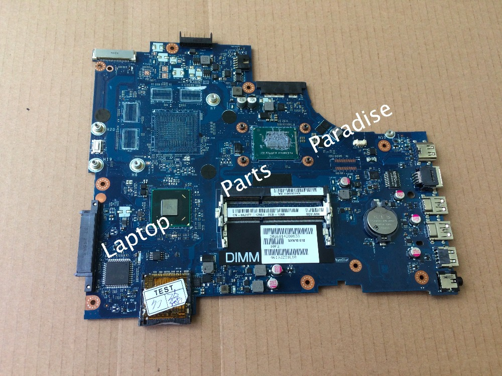 Fully Test For DELL Insprion 3521 5521 Laptop Motherboard LA-9104P Mainboard with pentium cpu for dell v3300 laptop motherboard mainboard 48 4ex01 011 100