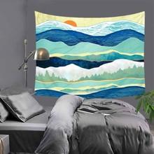 51x60 1pcs Multi-styles Bohemia Mandala Blankets Tapestry Elephant Wall Hanging wandbehang gobelin Blanket Dorm Home Decor LZC9