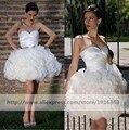 Vintage Robe De Cocktail Dresses 2016 Ball Gown Sweetheart Neckline Vestidos De Coctel Party Gowns For Wedding Party