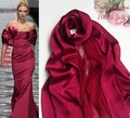 Wine Red Women's scarves 100% satin silk vintage scarf wedding party accessory pashmina patchwork silk muslim shawls and hijabs