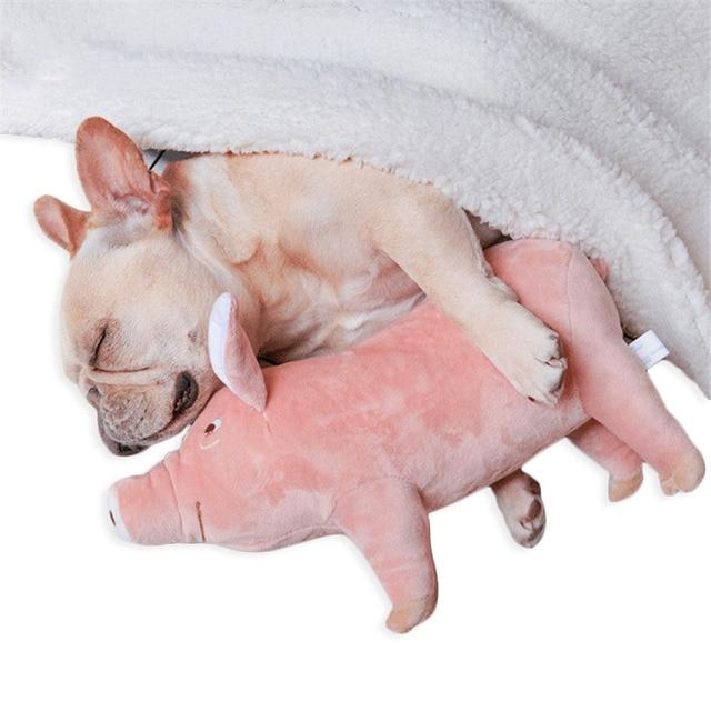 Parceiro para Dormir Brinquedo Engraçado Para Animais de Estimação do cão  do Filhote de Cachorro de 86e13ccf6c