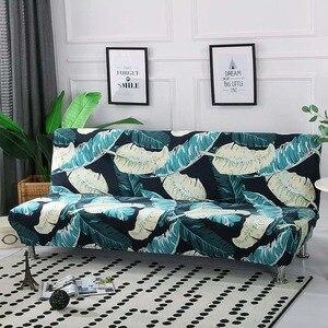 Image 5 - All Inclusive พับโซฟาเตียงยืดที่นอนไม่มีที่เท้าแขนพับโซฟาเตียง 160 190 ซม.cubre โซฟา