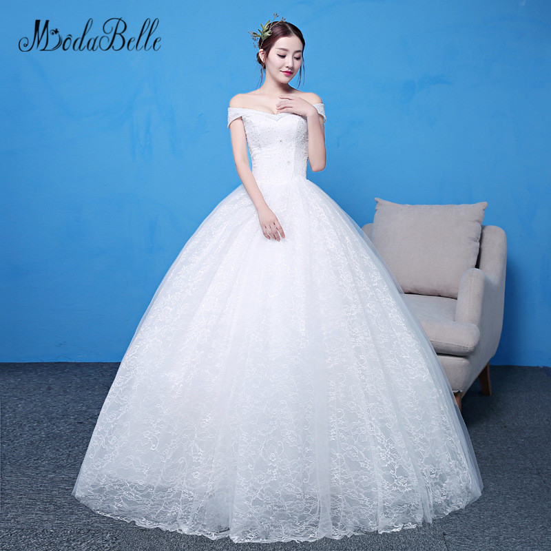 Beautiful Princess Wedding Gowns: Aliexpress.com : Buy Modabelle Beautiful New Model Wedding