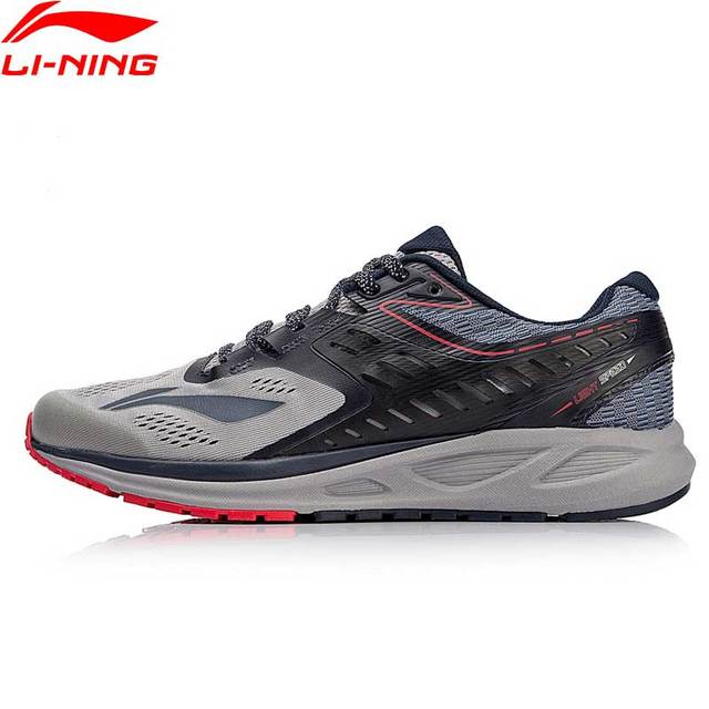 Li-Ning Men FLASH Running Shoes Cushion Wearable LiNing Sport Shoes Breathable Comfort Fitness Sneakers ARHN017 XYP669 2