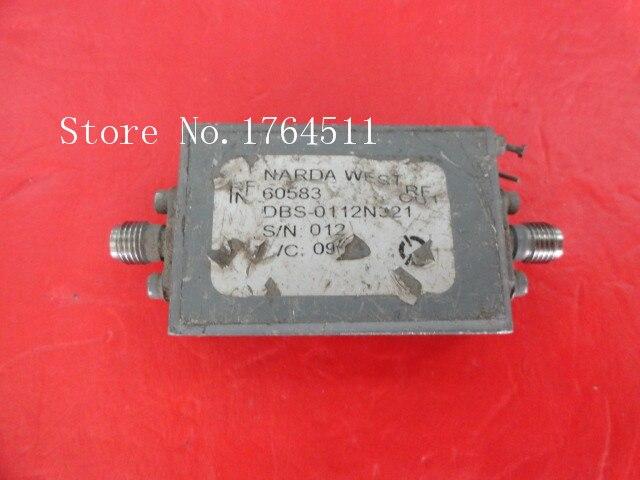 [BELLA] NARDA DBS-0112N321 12V SMA Supply Amplifier