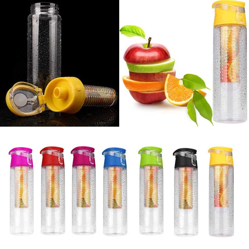 Water-Cup Infusing Lemon Drinking-Water-Tool Fruit Office Outdoor Portable 800ML Y1 Soaked