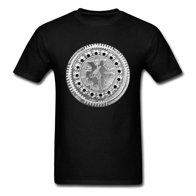 Berlin Manhole Lid Symbol T Shirts Fashion Short Sleeve 3d Printed