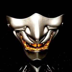 Image 5 - Japanese Buddhist Evil Oni Noh Hannya Mask Halloween Props Cosplay Masks Resin