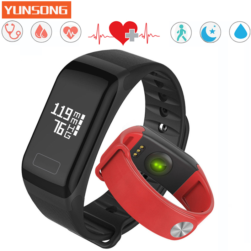 smart watch Fitness Tracker Bluetooth Smart band Sport Bracelet SmartBand Wristband Pedometer For iPhone Android Smart