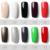 Rosalind czarna butelka 7 ml pure color 58 kolorów 01-30 żel Nail Polski Nail Art polski Paznokci Żelem UV + LED Macaron Długotrwałe podkład