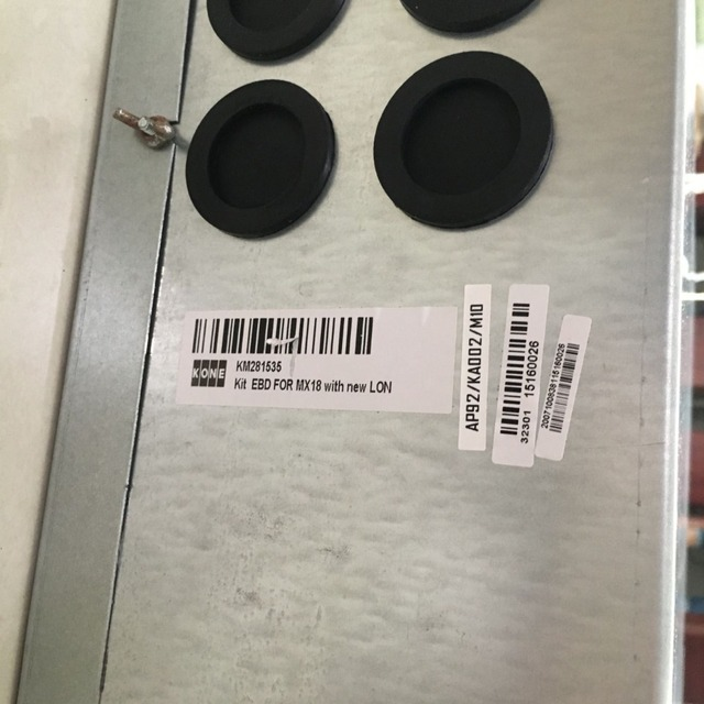 Kit dascenseur KONE EBD pour MX18 KM281535